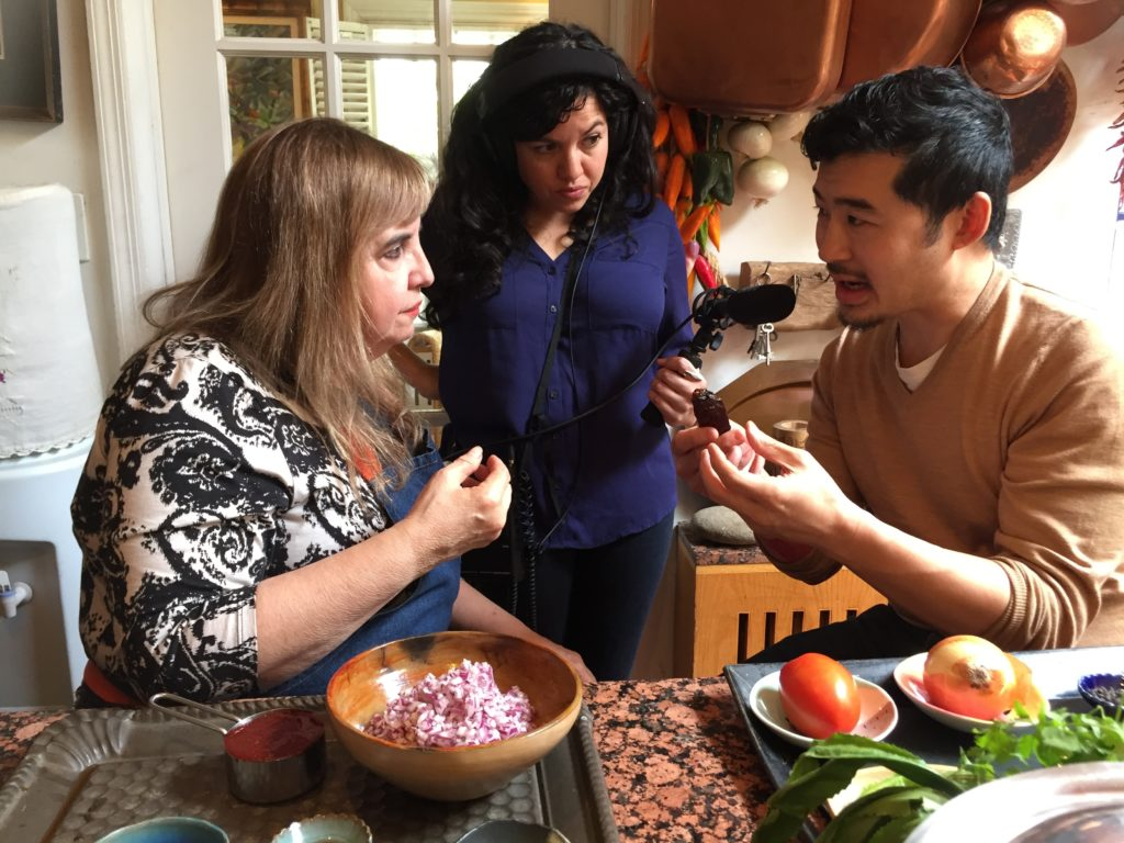 Francis Lam chats with Cuban chef and author Maricel Presilla.
