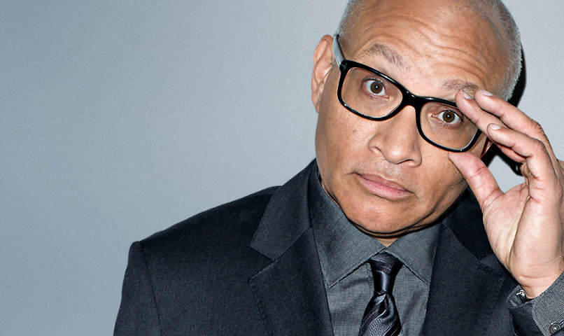 Larry Wilmore is basically running Hollywood, but you wouldn't know it from his nice dad demeanor.