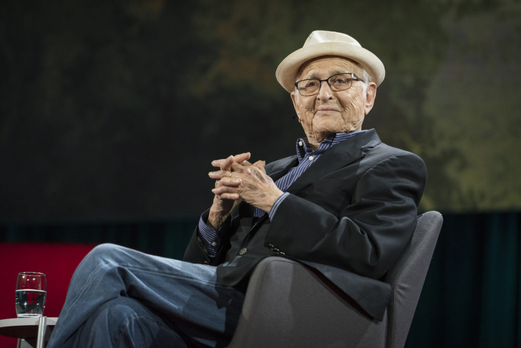 Ninety-five-year-old Norman Lear is one of the most prolific men in Hollywood.